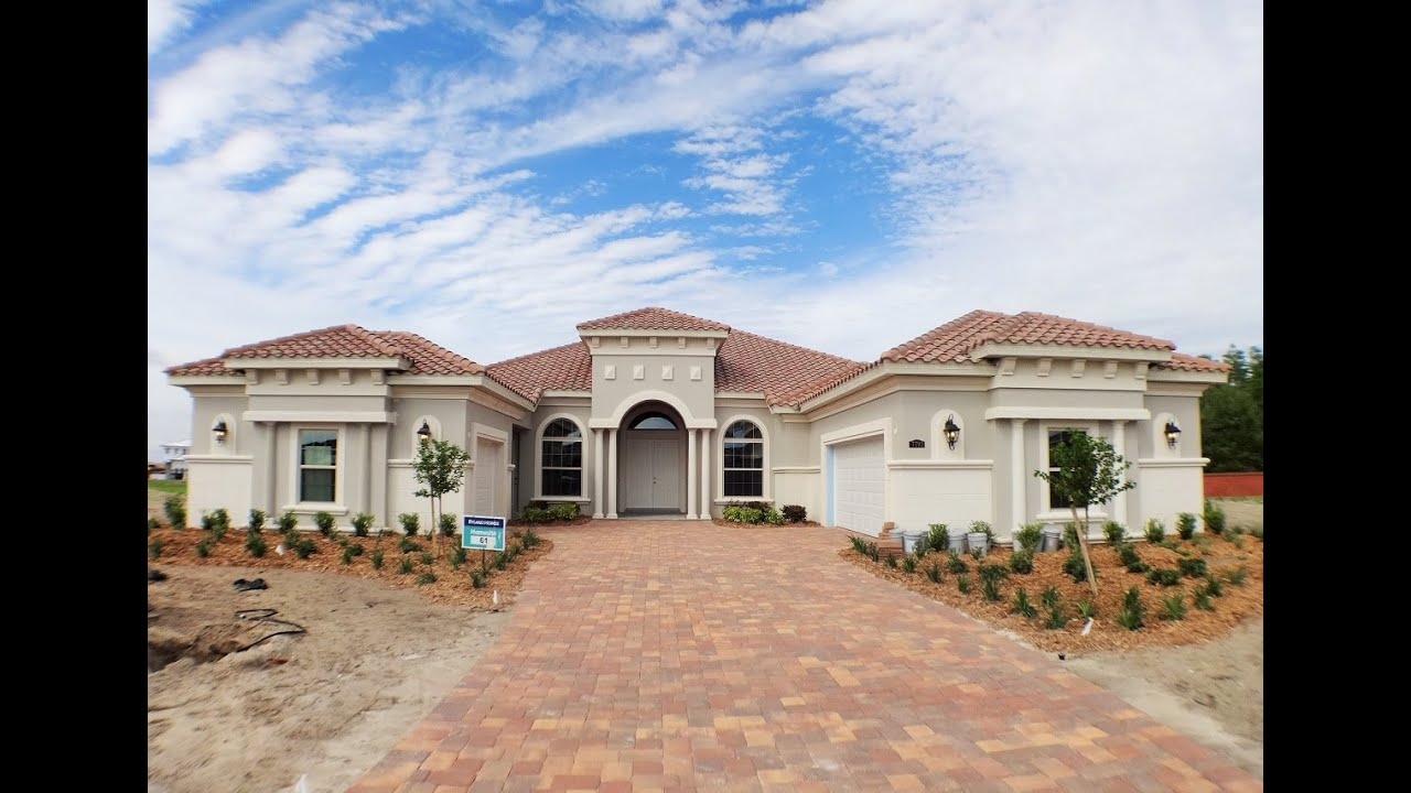 Winter Garden New Luxury Inventory Home For Sale $660,000   Isles Of Lake  Hancock By Ryland Homes   YouTube