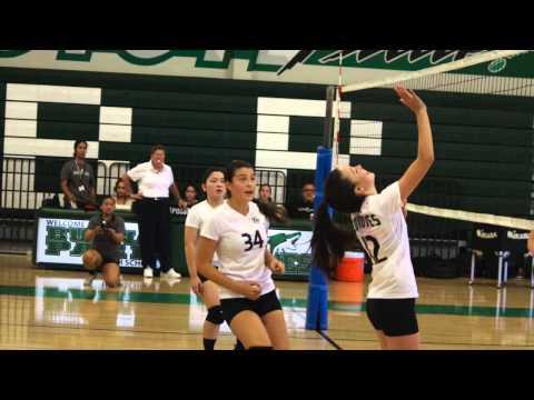 Buena Park High Volleyball Season 2014