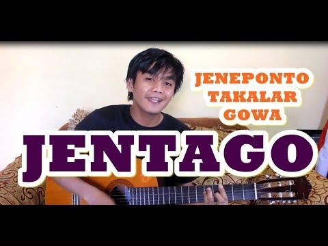 JENTAGO (Jeneponto Takalar Gowa) - Lagu SULAWESI SELATAN (Cover)