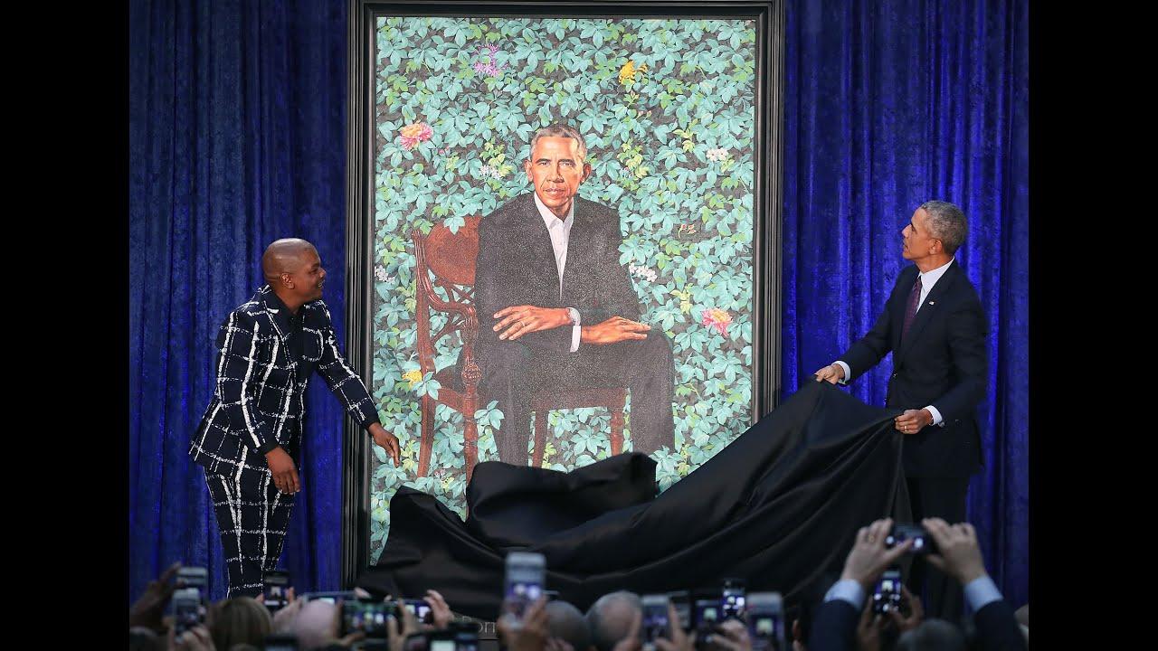 u s presidential portraits