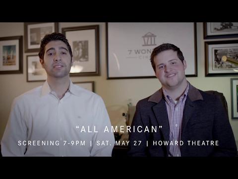 All American | Filmmaker Introduction - GI Film Festival 2017