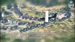 Hjemmeværnets flyvende eksadrille søger nye GST'ere
