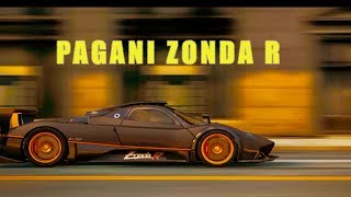 NEED FOR SPEED MOST WANTED 2012 || PAGANI ZONDA R