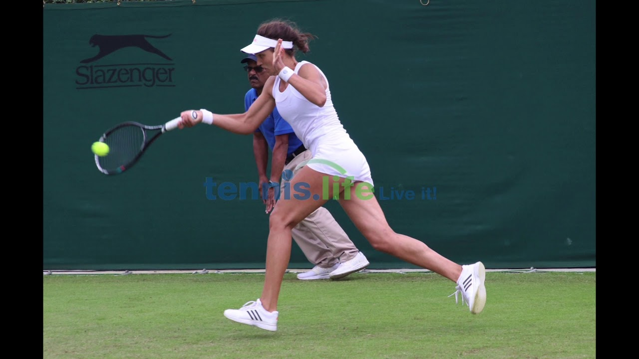 Patricia Tig editorial stock image. Image of woman, player ...