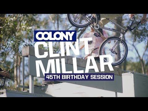 For the 6th year in a row Clint Millar spends his birthday stacking clips. His backyard gets a good workout. Shot and cut by Cooper Brownlee. Thanks for ...