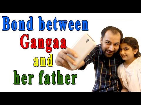 Fathers Day special: Bond between Gangaa and her father