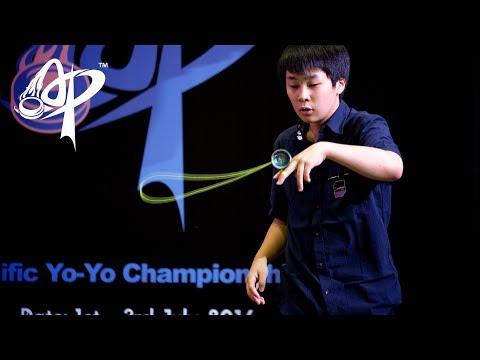 Shion Araya (JP): 1A Division Finals - Asia Pacific Yo-yo Championships 2016