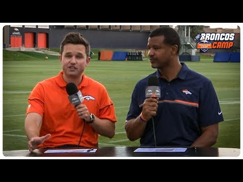 #BroncosCamp Daily: Recapping Day 2