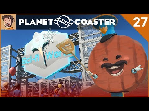 Let's Play Planet Coaster - Hard Mode - Part 27