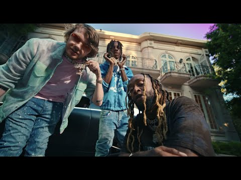 Смотреть клип Murda Beatz Ft. Ty Dolla $ign & Polo G - Doors Unlocked