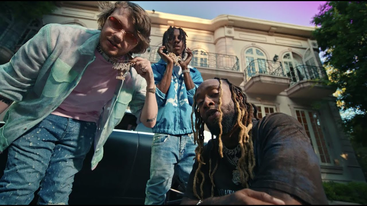 Murda Beatz - Doors Unlocked (ft. Ty Dolla $ign & Polo G) [Official Video]