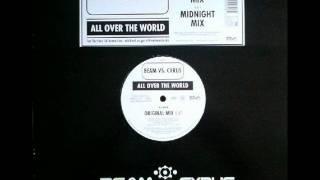 Beam vs. Cyrus - All Over The World (Original Mix)