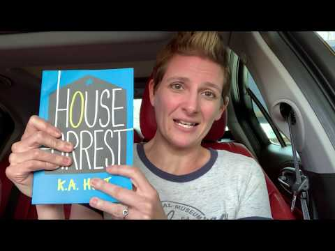 Part I: KA Holt Reading From HOUSE ARREST, Part I (weeks 1-3)