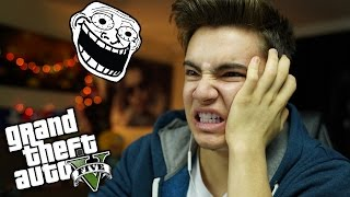 GTA 5 Online - Sinir Bozucu Troll Mapler !!!