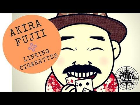 LINKING CIGARETTES by Akira Fujii
