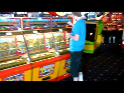 Seahouses Amusement Arcade - 14th June 2011