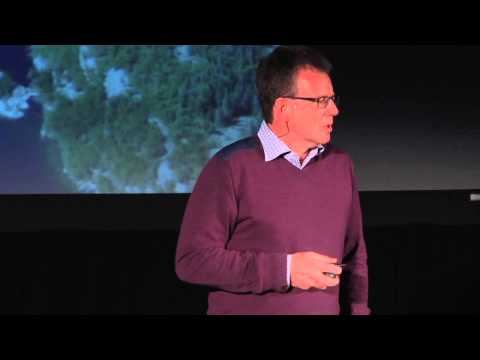 From test tubes to test lakes -- Canada's experimental lakes area | Michael Paterson | TEDxUManitoba