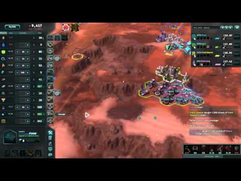 Offworld Trading Company: Walkthrough - Proof of Employment Practice Mission