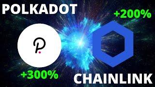 BULLISH NEWS for Polkadot (DOT) + Chainlink (LINK) | Bullish Crypto News