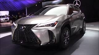 2019 Lexus Ux   New York International Auto Show