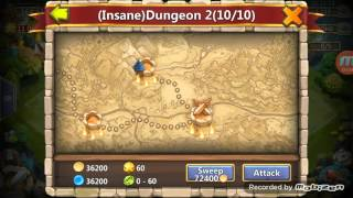 insane dungeon 2 9 for f2p