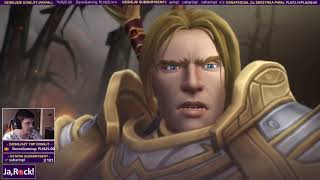 URODZINOWY LIVE - World of Warcraft / 08.08.2018 (#1)
