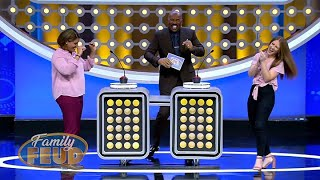 Steve finding lies, references and potential husbands from your CV? | Family Feud South Africa