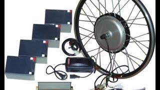Аккумуляторы для электровелосипеда тяговые AGM