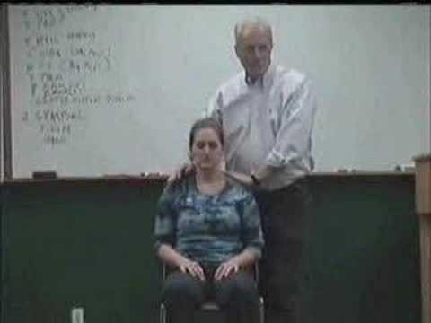 Tui Na Massage by Frank Yurasek, Ph.D.