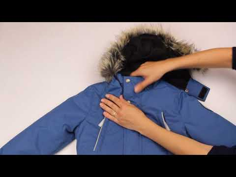 Зимняя куртка для мальчиков Kerry, арт. K18441