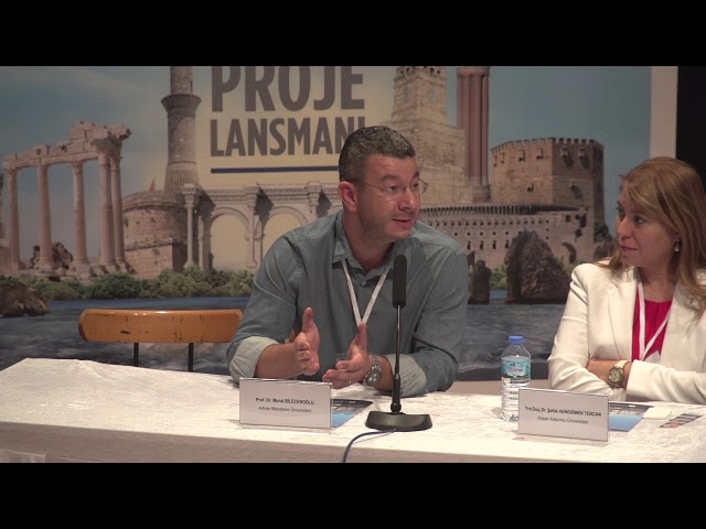 Panel: Yerel Yönetimlerde İklim Değişikliğine Uyum ve Risklerin Azaltılması