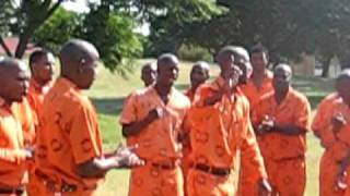 Prison Choir at Zonderwater Correctional Centre in South Africa
