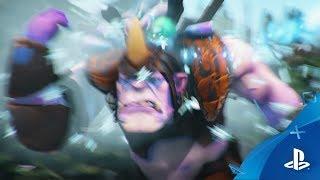 Dota 2 (GOD OF WAR) – Trailer Parody [SFM]