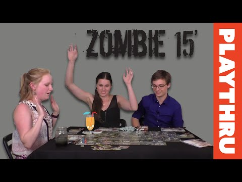 ZOMBIE 15' - Extended Play Through