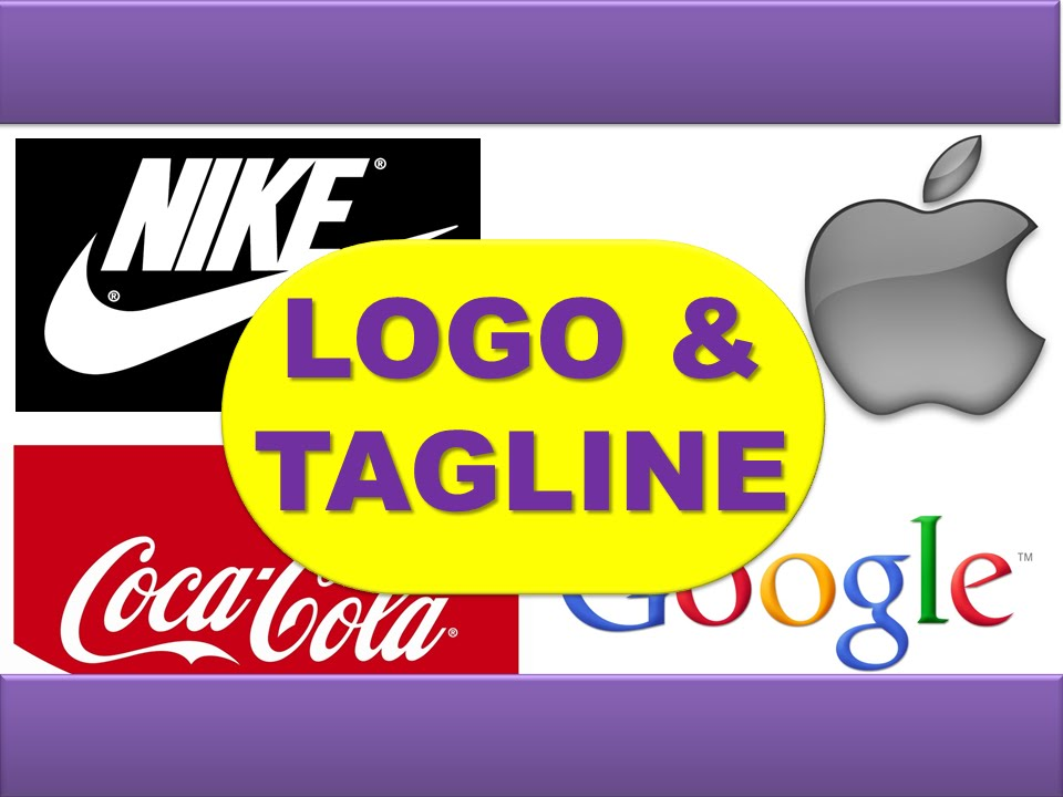logo tag line company name design guide lines by branding expert