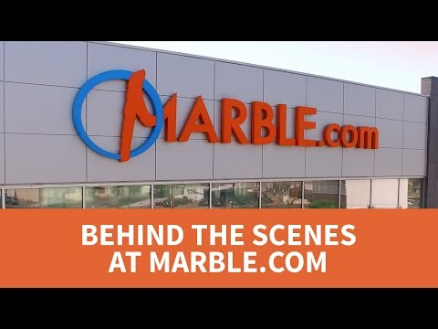 Behind The Scenes at Marble.com