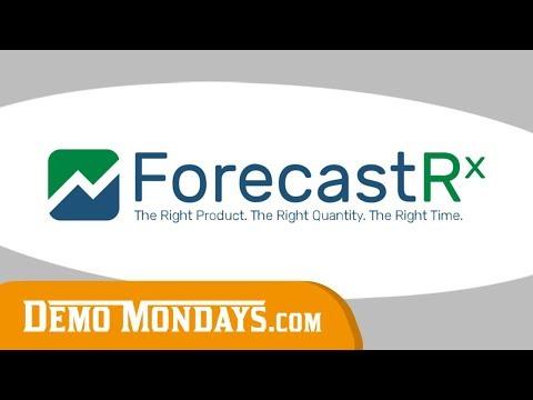 Demo Mondays #16 - ForecastRx