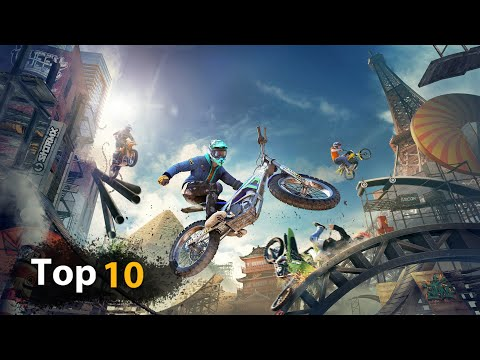 Top 10 Bike Racing Games For Android | Bike Racing Games Android 2018 (Offline)