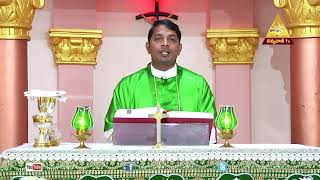 Do not be a Pharisee | Fr. Aravind | Divya Pooja 23-Jan-2019