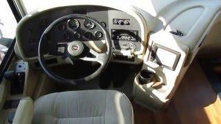 2001 National Caribbean 4340 Class A Diesel Motor Home, Only 17K Miles, Slide