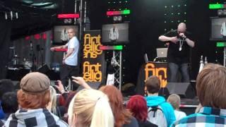 Mikä Boogie - Fintelligens LIVE, Narinkkatori 8.9.2010