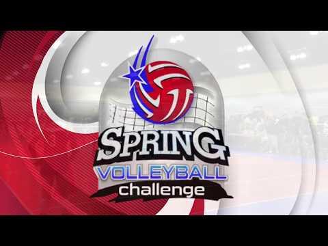 Spring Volleyball 2018 - 16 Open bracket /Volley Top vs Corozal Team Island