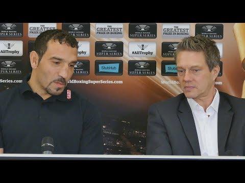 Firat Arslan vs Alejandro Valori 🔴 Interview vor dem Kampf