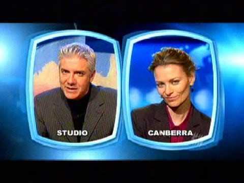 topia  Kate McGyver doesn't let Shaun speak ... Again!