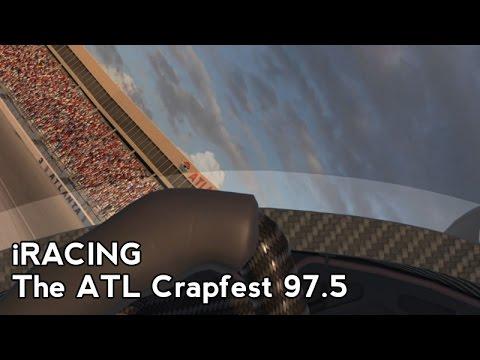 iRacing : The ATL Crapfest 97.5 (DW12 @ Atlanta)