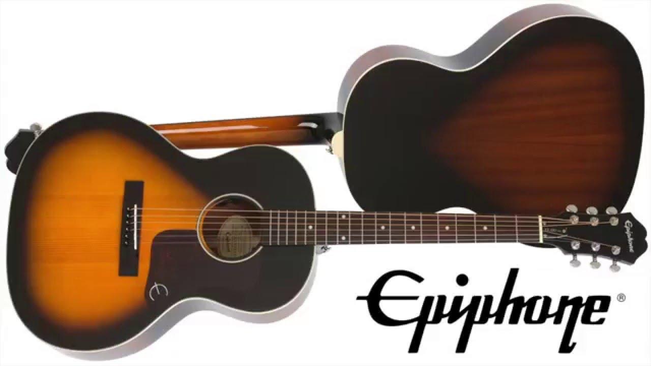 the epiphone el 00 pro youtube. Black Bedroom Furniture Sets. Home Design Ideas