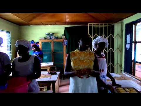 Volunteer BaseCamp Ghana-Employment Skills Training Project