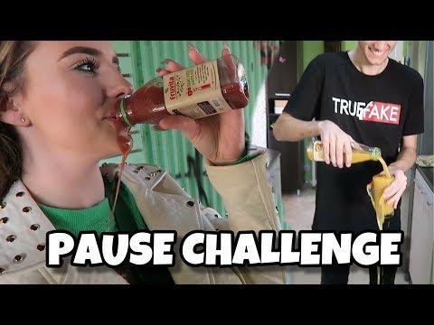 PAUSE CHALLENGE