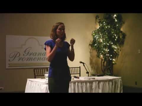 Jenni Schaefer - Passing the Recovery Baton - YouTube