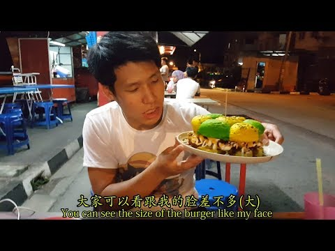【美食节目】-五颜六色burger-with-dennis-lim-#第五集-huge-rainbow-colour-burger